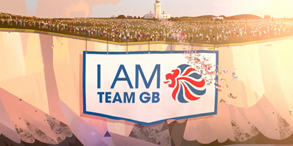 'I am Team GB' gets Ad of the Day
