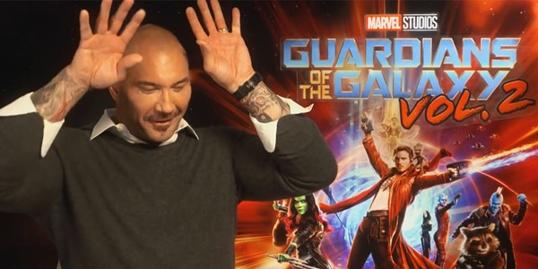 Mel talks to Dave Bautista for ODE