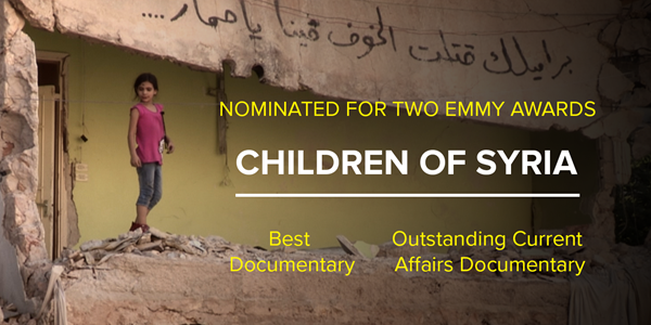 'Children of Syria' nominations