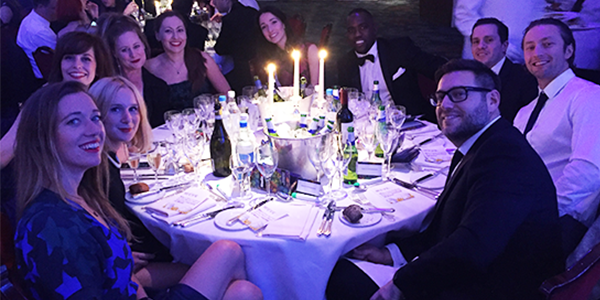 Commercials team wins big at Media Week Awards