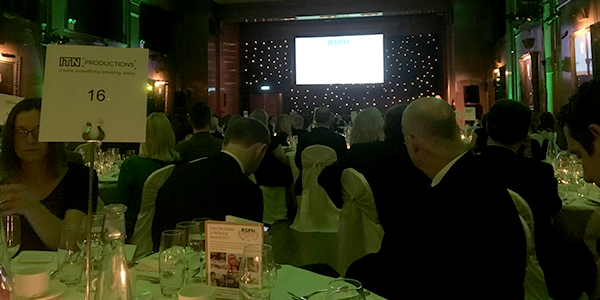 ITNP Industry News launch at RSPH awards