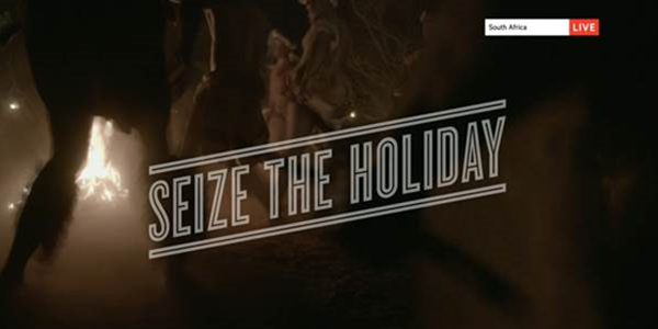 Seize the Holiday wins 'Campaign of the Year 2016'