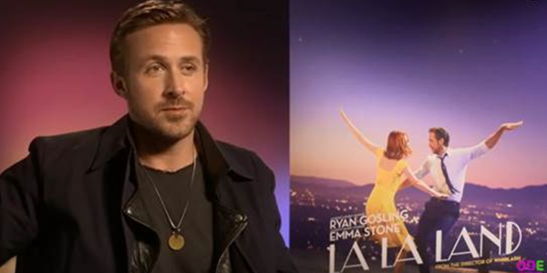 La La Land interview with Ryan Gosling
