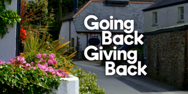 'Going Back Giving Back' Recommissioned