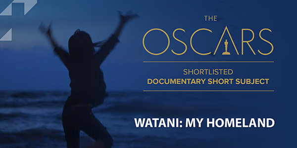 'WATANI: MY HOMELAND' nominated for Oscar®