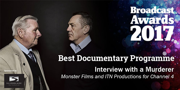 'Interview with a Murderer' wins Best Doc