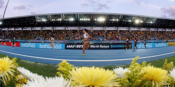 ITNP appointed as Host Broadcaster for IAAF World Relays