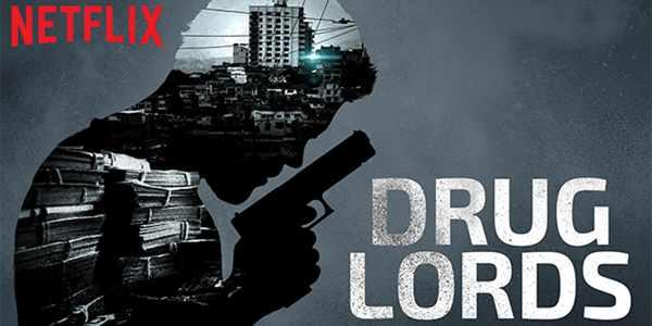 New Netflix originals docu-drama series Drug Lords coming soon...