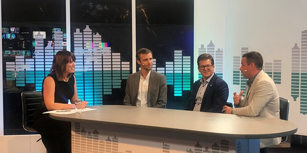ITN's Head of Post Production, Olly Strous explores the company's recent adoption of Sony's Ci media cloud platform live at IBC 2019