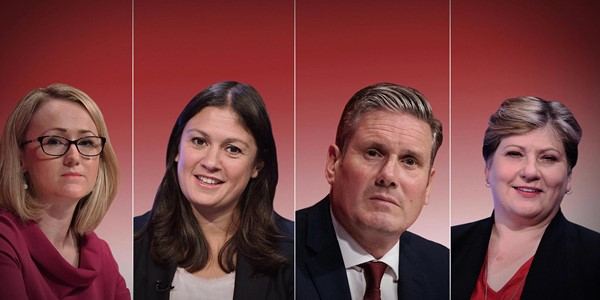 LIVE: The Labour Leadership Debate