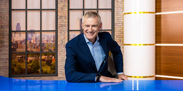 New 3 year commission to produce Jeremy Vine on 5